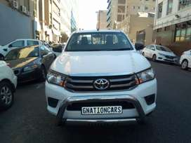 Toyota Hilux 2017 2.5 for sale
