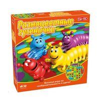 Настольная игра Tactic Разноцветные гусенички