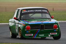 BMW 2002 racing car