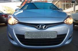 2014 Hyundai i20 1.4 GLIDE Hatch 80,000km 5 Forward LIBERTY AUTO