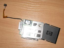 PCMCIA слот для ноутбука.
