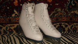 Коньки с ботинками