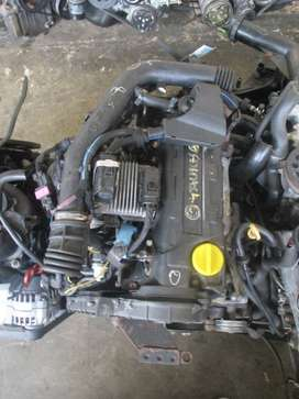 Opel Astra 1.7 Y17DTh low mileage import engine for sale