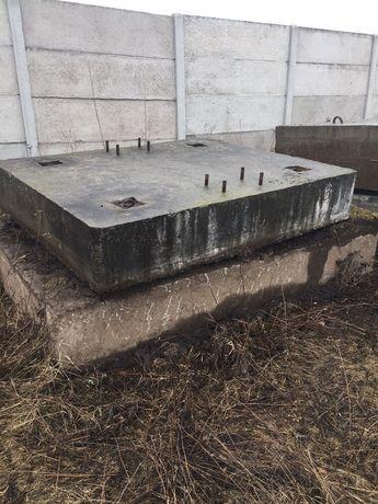 Бетонная плита, бетонная платформа для билбордов Гора - изображение 2