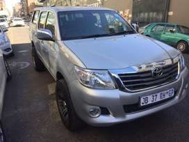 Toyota Hilux bakkie for sale