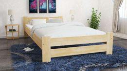 Łóżko kompletne z materacem ! HIT !