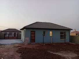 Newly built house for rental