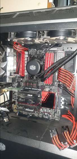 AMD FX8320, Asus MB + Ram for sale