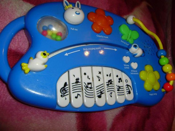Baby mix Музыкальное пианино Киев - изображение 2