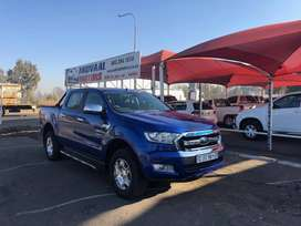 2016 Ford Ranger 3.2 4x4 XLT Double Cab Auto