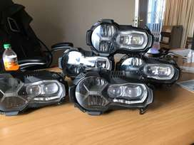 BMW R1200GS LC Headlights
