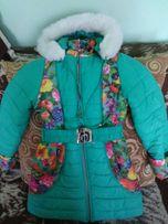 Куртка зима и сапоги