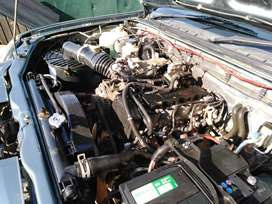 isuzu go big 240i complete petrol engine