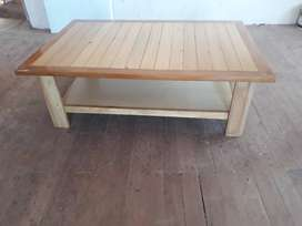Cape Yellow Wood Coffee Table