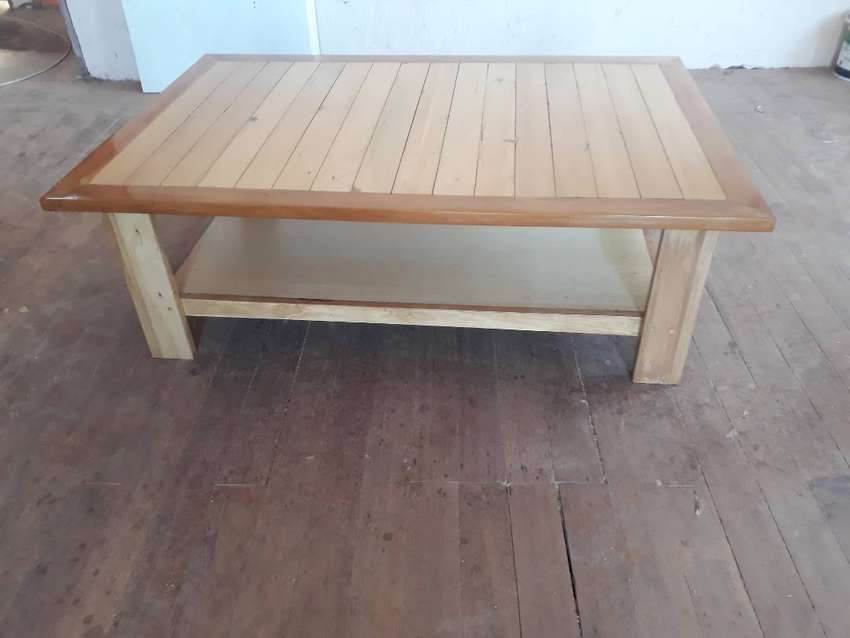 Cape Yellow Wood Coffee Table 0