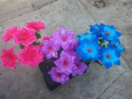 Искусств2нные цветы высокие
