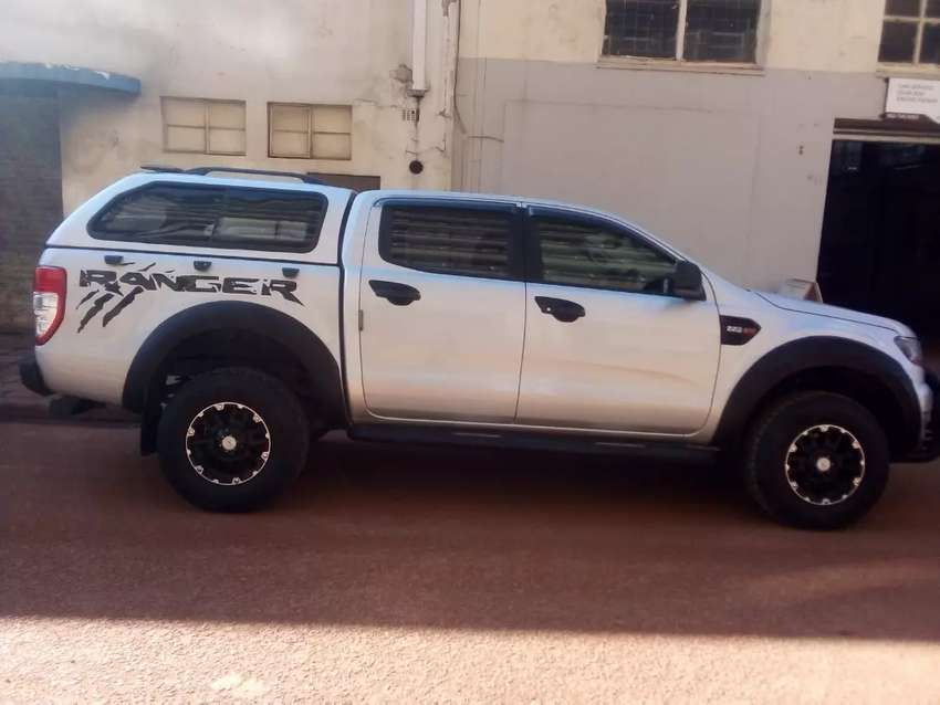 Ford Ranger 2018 double cab 2.2 engine with full service history