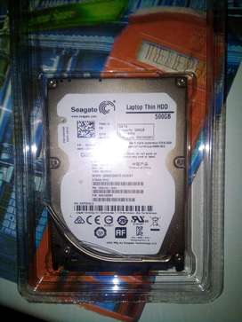 "Seagate 2.5"" 500gb hard drive for sale"