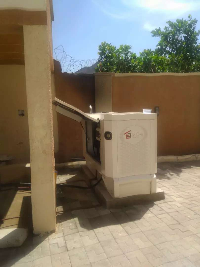 Brand new 3 bedroom in jahi with generator #35m 0
