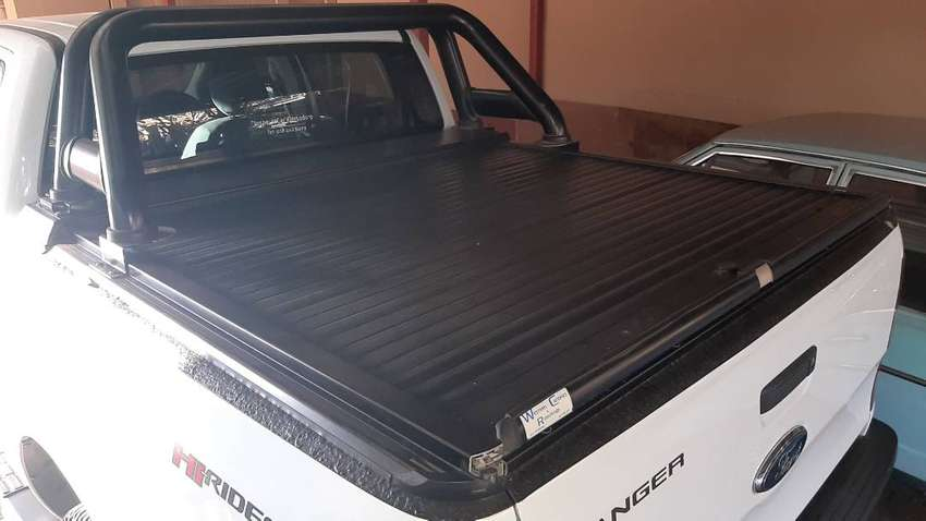 Securi-Lid for Ford Ranger double cab 2017 0