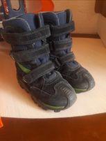 Зимние термо ботинки bartek 27