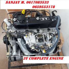 NEW TOYOTA HI-LUX / HI-ACE 3Y COMPLETE ENGINE