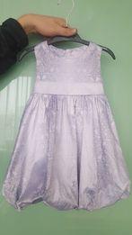 Нарядное новогоднее платье Zironka на 2-3 годика