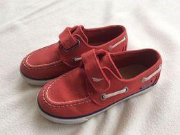 Buty mokasynki dla dziecka r.28 (18 cm) NAUTICA z USA