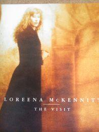 Loreena McKennitt- The visit - plyta CD