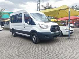 2.2 tdci transit mini luxury bus