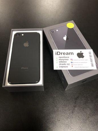 Apple iPhone 8 64 gb neverlock Space Gray ОТЛИЧНОЕ состояние ! МАГАЗИН Киев - изображение 3