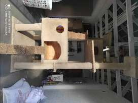 Large scratch post available for sale
