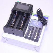 Зарядное устройство 18650 C,D для 2-х аккумуляторов Allmaybe(Xtar) TC2
