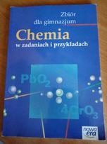 Książka Chemia w zadaniach i przykładach - zbiór dla gimnazjum