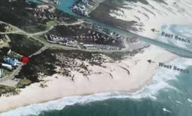 Land for sale by owner on beach front in Port Alfred