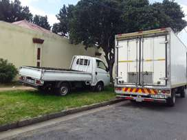 Furniture removals trucks and bakkies u