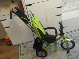 Велосипед трехколесний Mini Trike надувные колёса
