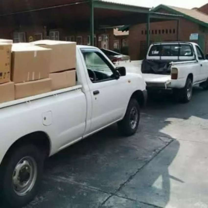 Bakkie Hire - Transport Hire - Furniture Removal 0
