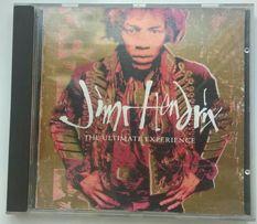 Plyta CD Jimi Hendrix The Ultimate Experience