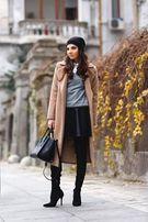 Крутое новое фирменное осеннее легкое пальто производство Германия раз
