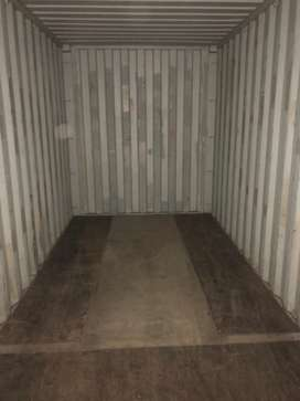Container Workshop, Industrial Warehouse or Storage Areas