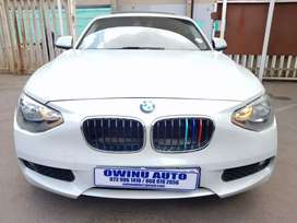 Used 2014 BMW 120D A/T