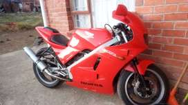 Used Honda VFR 400 superbike 2001
