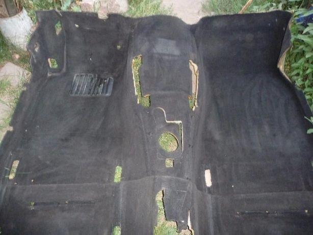 Ковролин БМВ Е36 Е46 Е39 чёрный ковёр чорний дорожка BMW седан компакт Борисполь - изображение 2