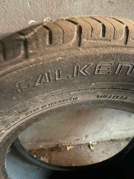 Falken Tyres 175/70 R13 For Sale or to Swop for x2 175/65 R14