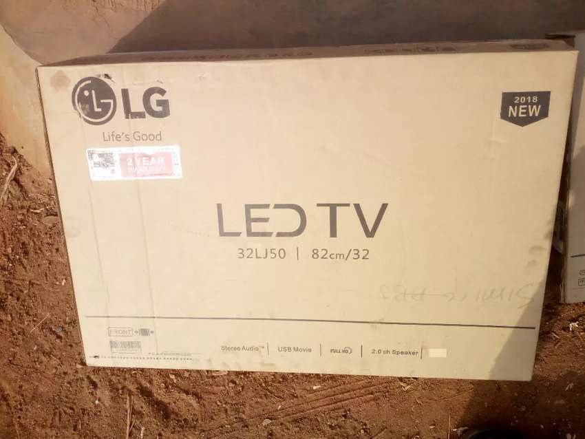 "Brand new lg led television 32"" 0"