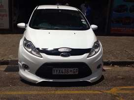 Ford fiesta is now avalaible for sale