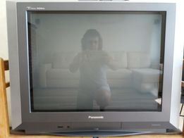 Телевизор Panasonic tau Giga 100 Hz