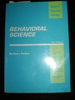 Behavioral science 2 nd edition