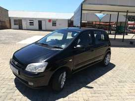 16v Automatic Getz For Sale